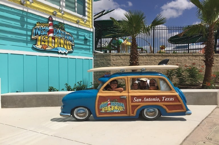 Morgan's Wonderland and Morgan's Inspiration Island are enclaves of inclusive creativity and play just a 20-minute drive from downtown San Antonio. #themeparks #specialneeds #familytravel
