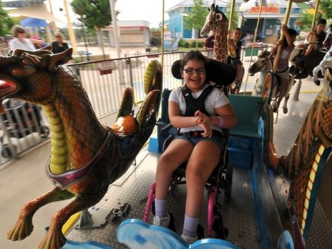 Morgan's Wonderland: An Amusement Park for all Abilities