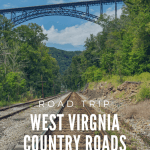 Road Trip from DC to the New River Gorge, West Virginia 1