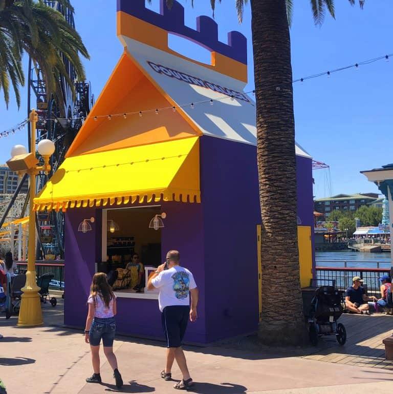 Pixar Pier Food Poultry Palace