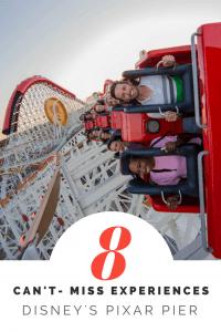 8 Can't Miss Experiences at Pixar Pier in Disney California Adventure 1