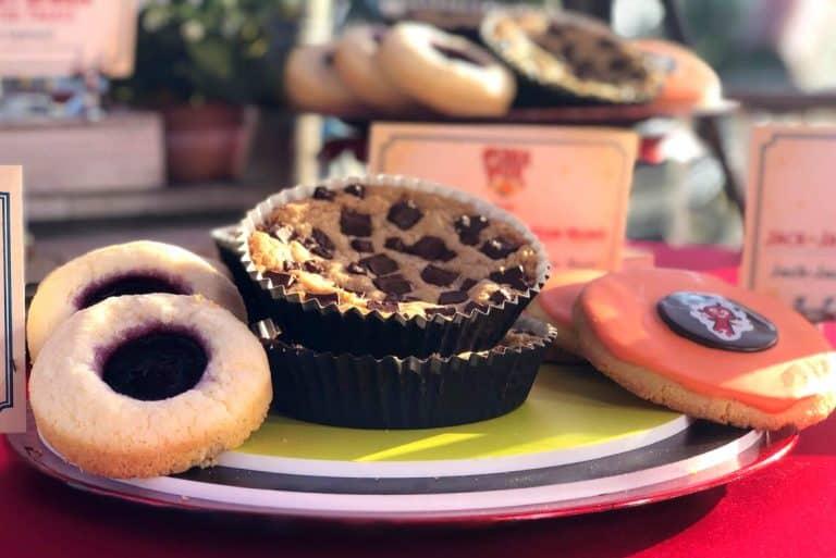 Jack-Jack Cookie Num Nums Pixar Pier food