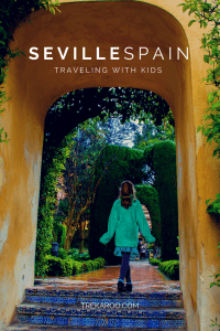 Things to do in Seville with Kids 1