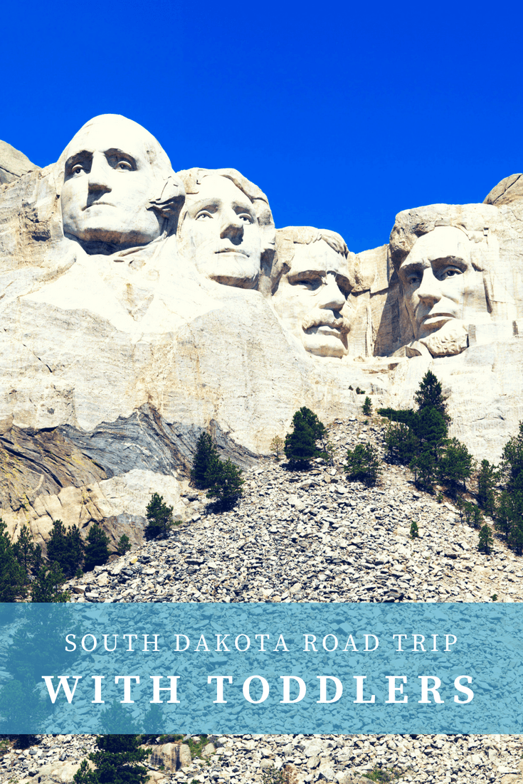 Bringing the toddler along can be a game changer. Explore this South Dakota road trip itinerary for the whole family. Photo by Canva.