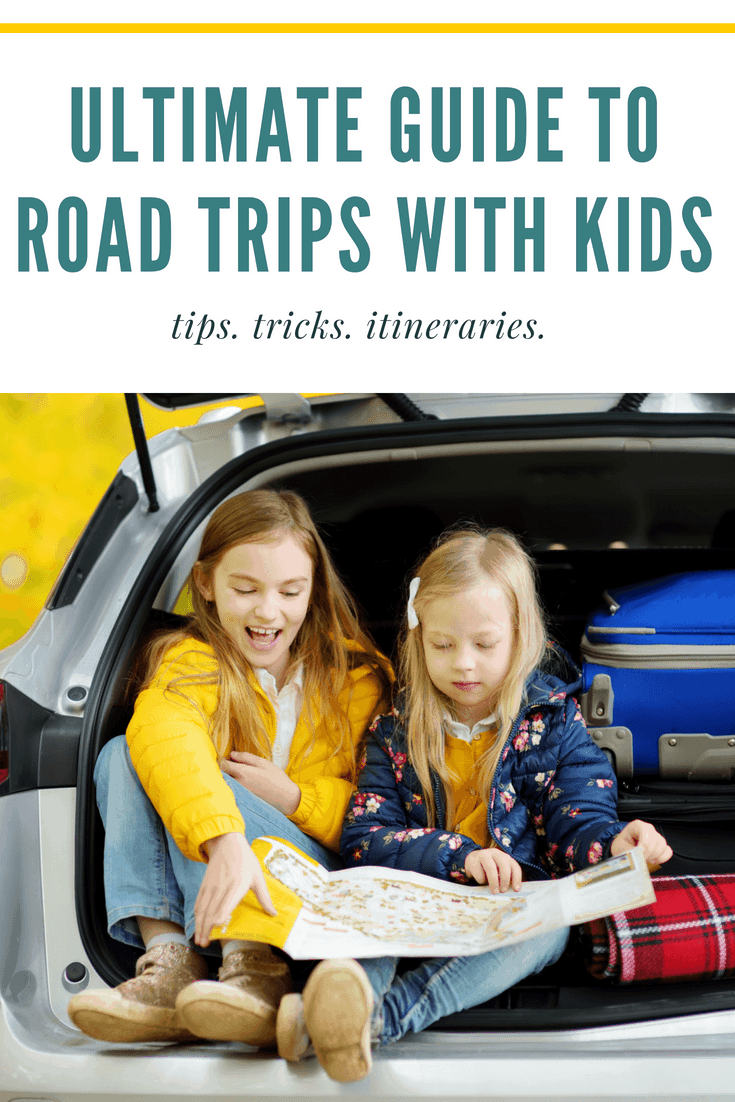 From tips & tricks to amazing itineraries across North America, don't miss our ultimate guide to family road trips. #roadtrip #familytravel Image by Bigstock.