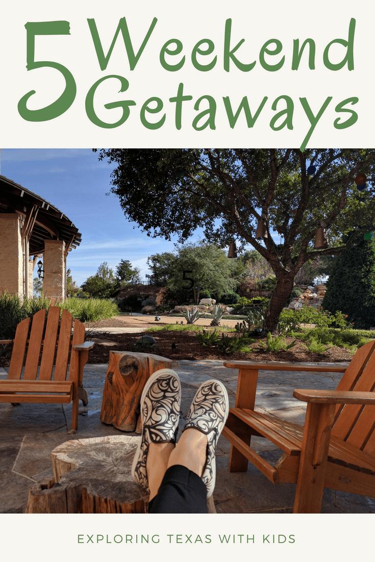 Five Amazing Kid-Friendly Weekend Getaways in Texas #texas #weekend #familytravel