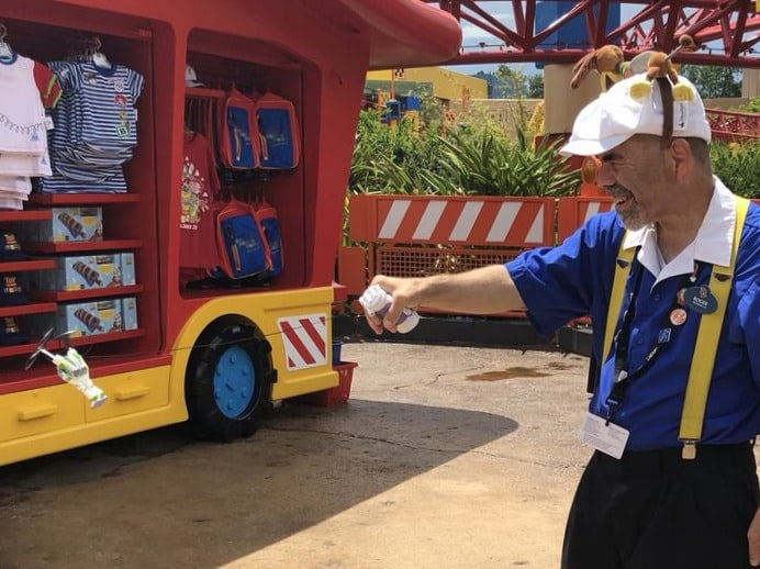 Toy Story Land Gear