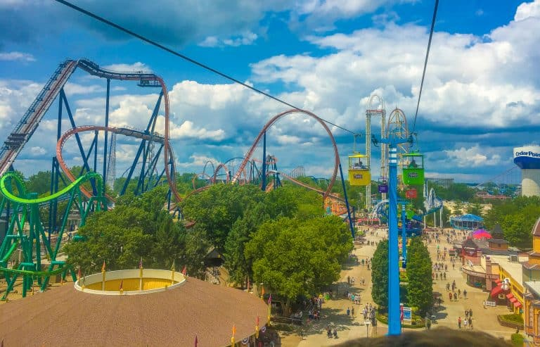 Fun Things to Do in Ohio with Kids Cedar Point Amusement Park