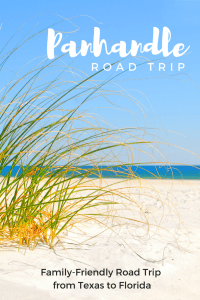 Texas to Florida Road Trip with Kids 1