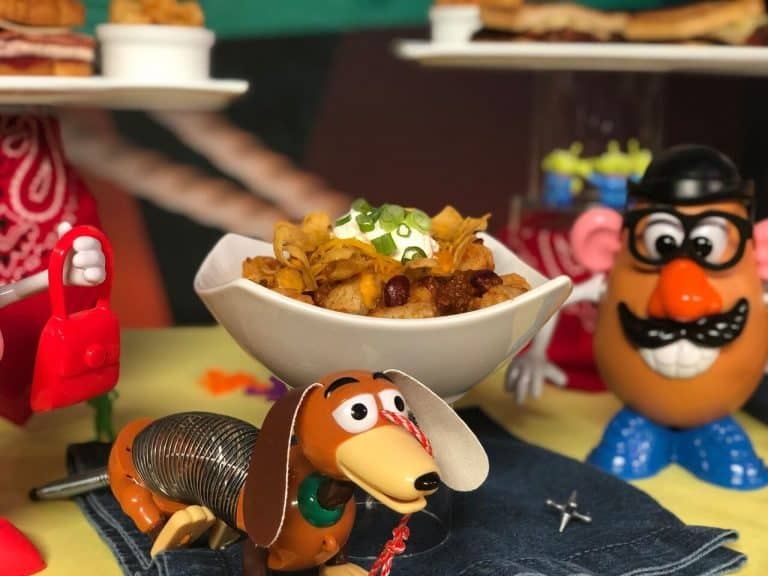 Toy Story Land Totchos