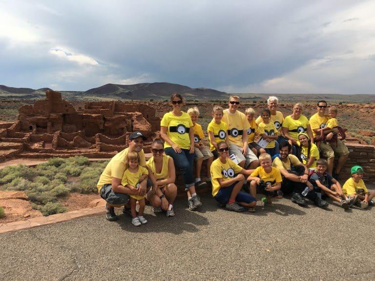 planning a family reunion flagstaff arizona