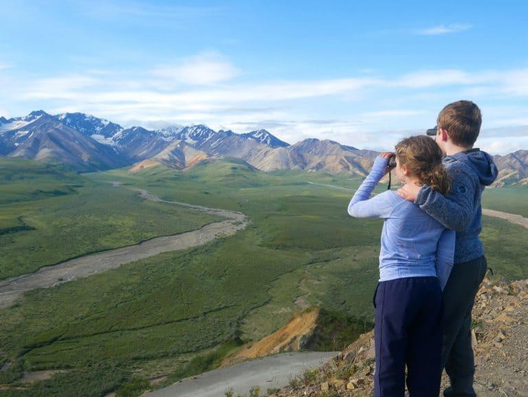 A guide to exploring Denali Park with Kids