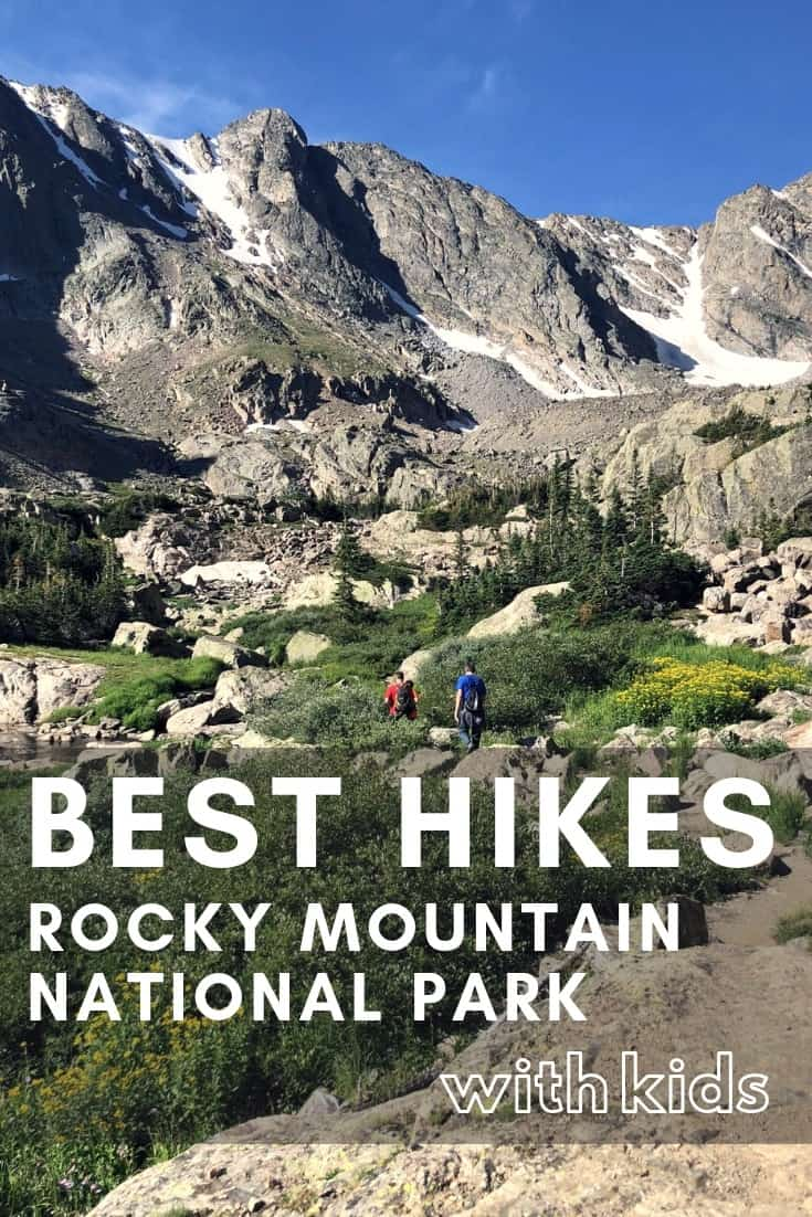 Best Hikes in Rocky Mountain National Park for families   Which are the best hikes in Rocky Mountain National Park for families?  These hikes will wow the kids without overwhelming their feet. Waterfalls check, alpine lakes check, the tundra and lots of wildlife, absolutely!   #familytravel #nationalparks #hiking #outdooradventure #travelwithkids