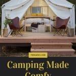 Mendocino Camping - Mendocino Grove Glamping