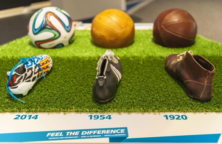 Zurich with kids Fifa museum