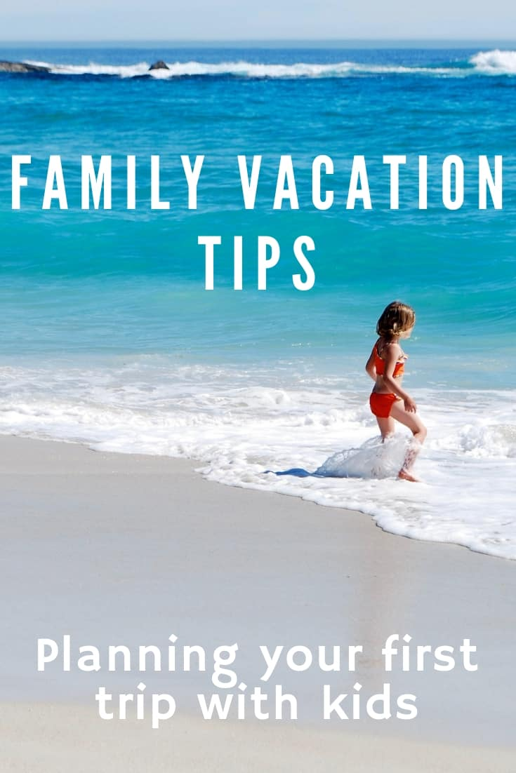 Scared to try a night away with the kids? Check out our family vacation tips for a super fun and successful first trip.