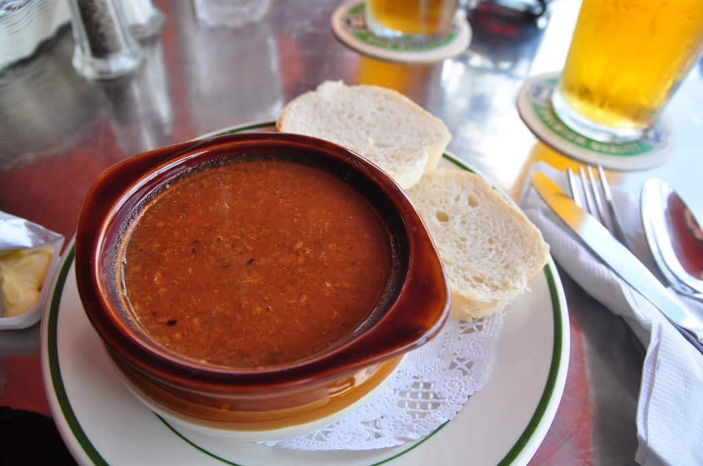 Bermuda fish chowder photo Bermuda Island