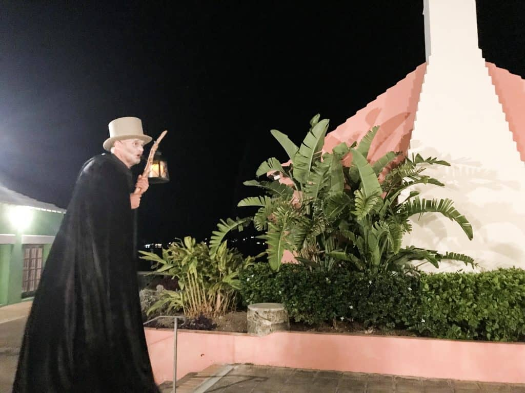 Things to do in Bermuda Haunted History Tour in St. Georges