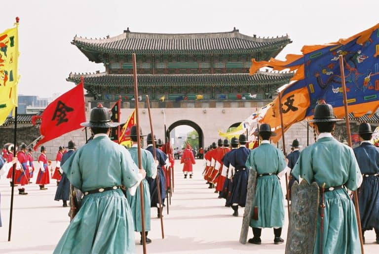 Things to do in South Korea palace