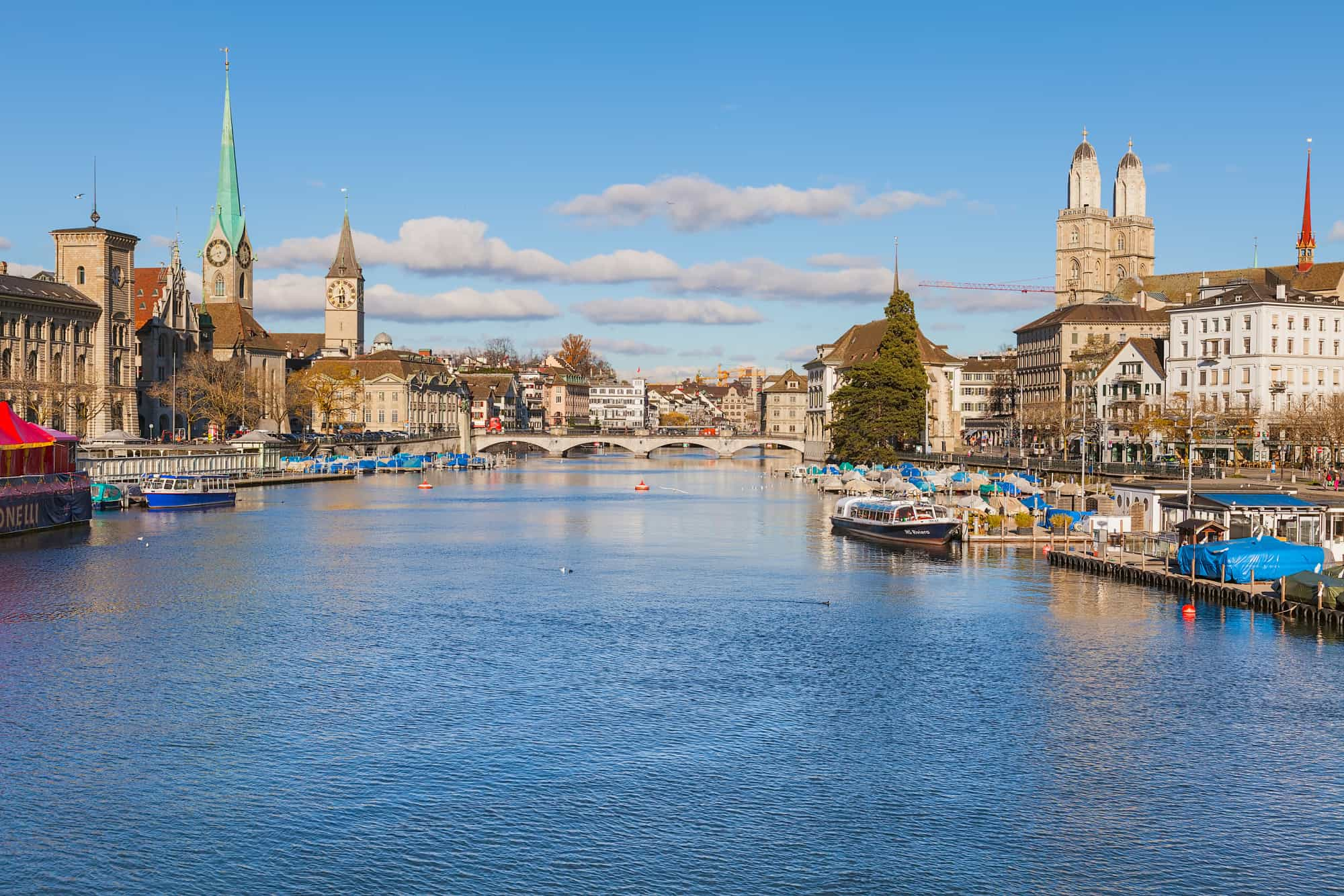Top 10 Things to Do in Zurich with Kids