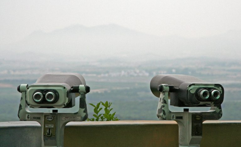 things to do in South Korea - DMZ Dora Observatory