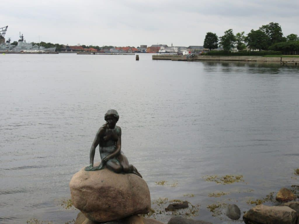 Copenhagen-with-Kids-Mermaid-by-Aerie-Gray
