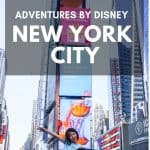 Disney New York City Tour