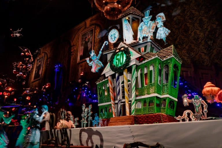 """Disneyland Haunted Mansion Holiday"