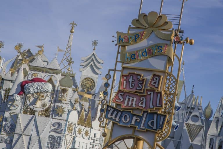 Its a Small World Christmas