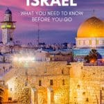 Planning a Family Trip to Israel: What You Need to Know 1