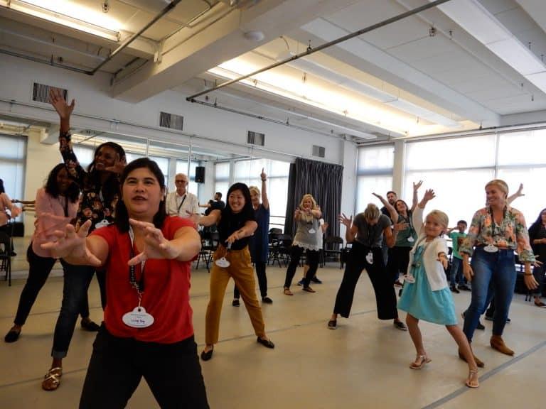 Disney Broadway Workshop - New York City
