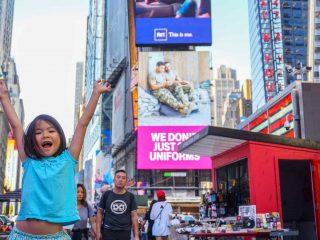 New York City Tour - Times Square