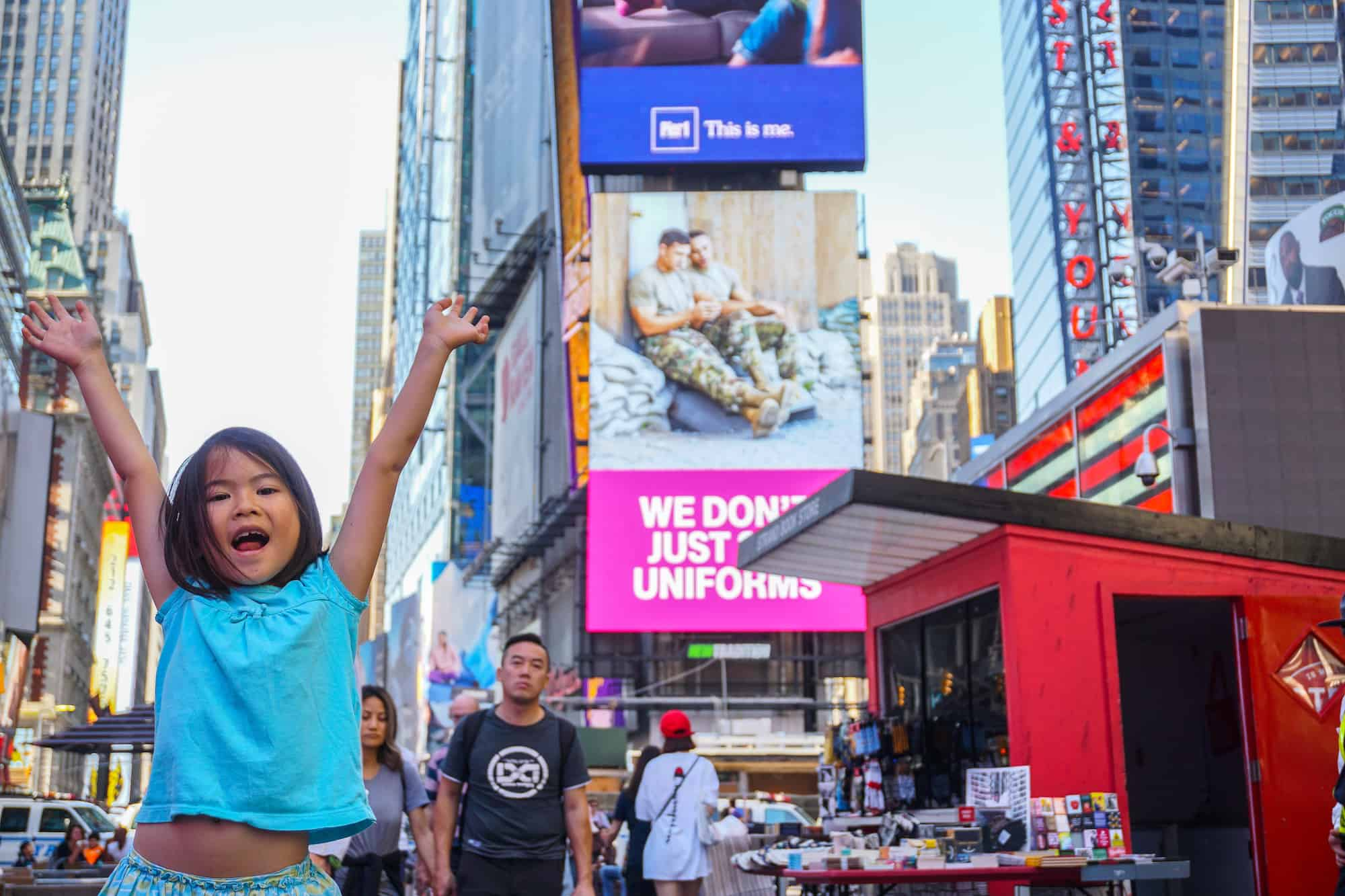 A New York City Tour with Adventures by Disney