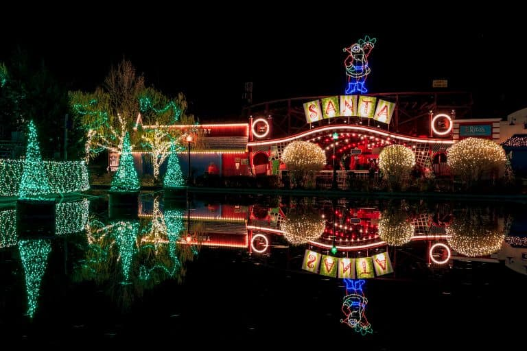 Kennywood Park Christmas