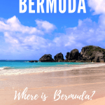 Where is Bermuda? And things to do on the island. 1