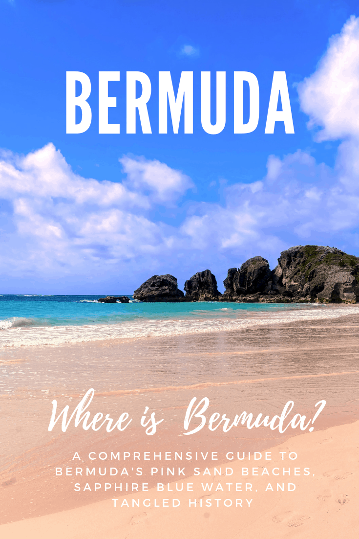Bermuda Island - a delightful beach escapes from New York, D.C. Boston, Philadelphia, and Toronto. Did you know, Bermuda is just a 2-hour flight from New York and DC? There are so many surprising things to do in Bermuda Island. From playing on pink sand beaches to snorkeling in crystal clear blue water, learning about the island's tangled history, and exploring quaint towns including St. Georges, a UNESCO world heritage site.   #Bermuda #familyvacation #beachvacation #beautifulislands  Pin photo credit: Bigstock/onepony