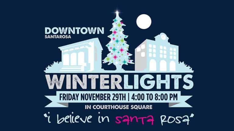 Winterlights Santa Rosa