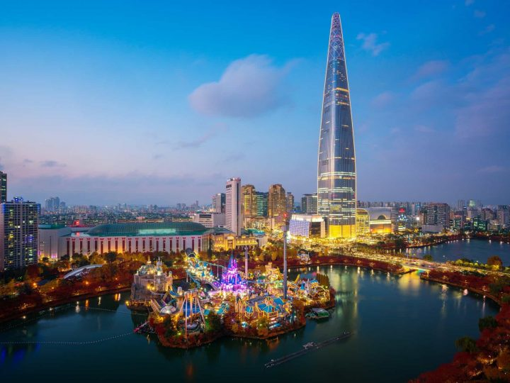 Top Ten Things to Do in South Korea with Kids