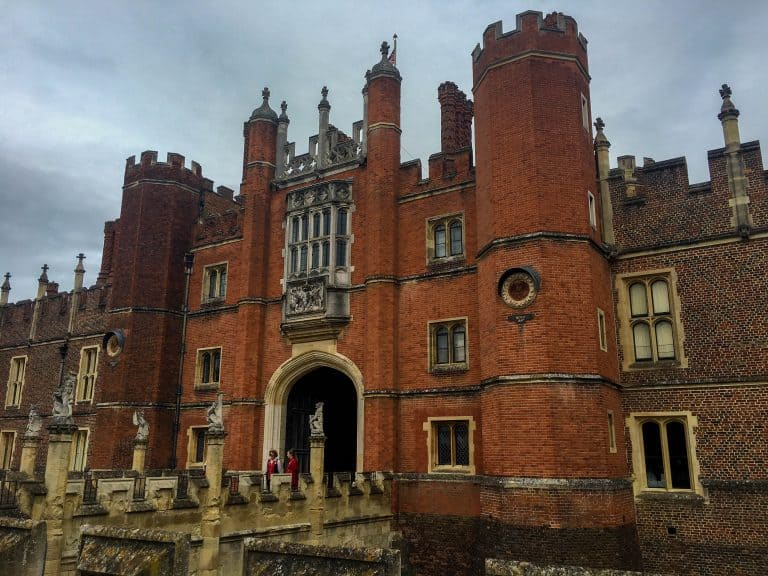 Day Trips from London Hampton Court Palace
