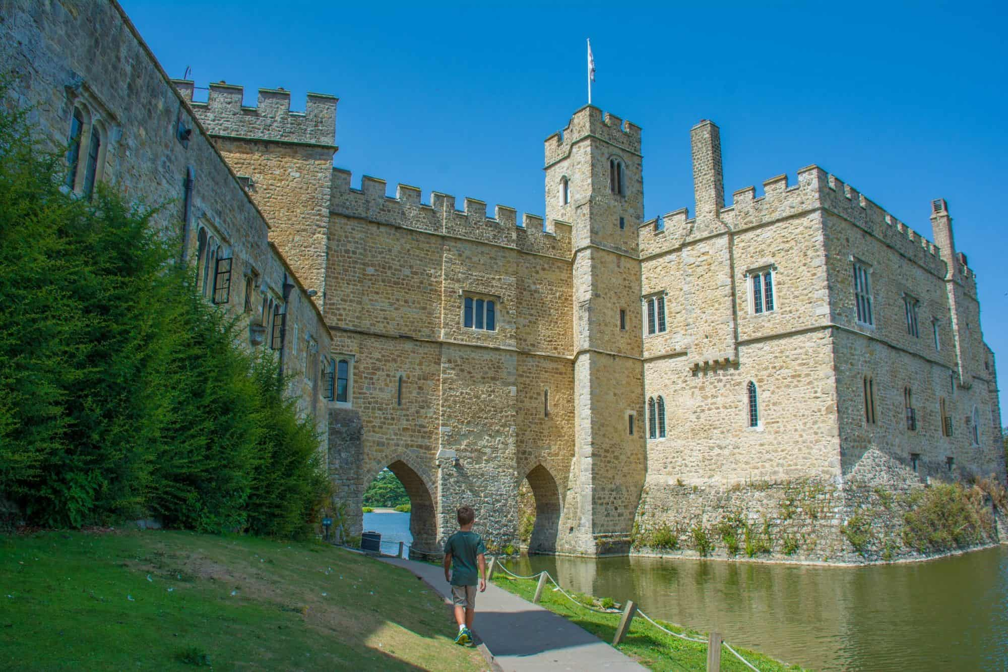 Day Trips from London by Train for Families