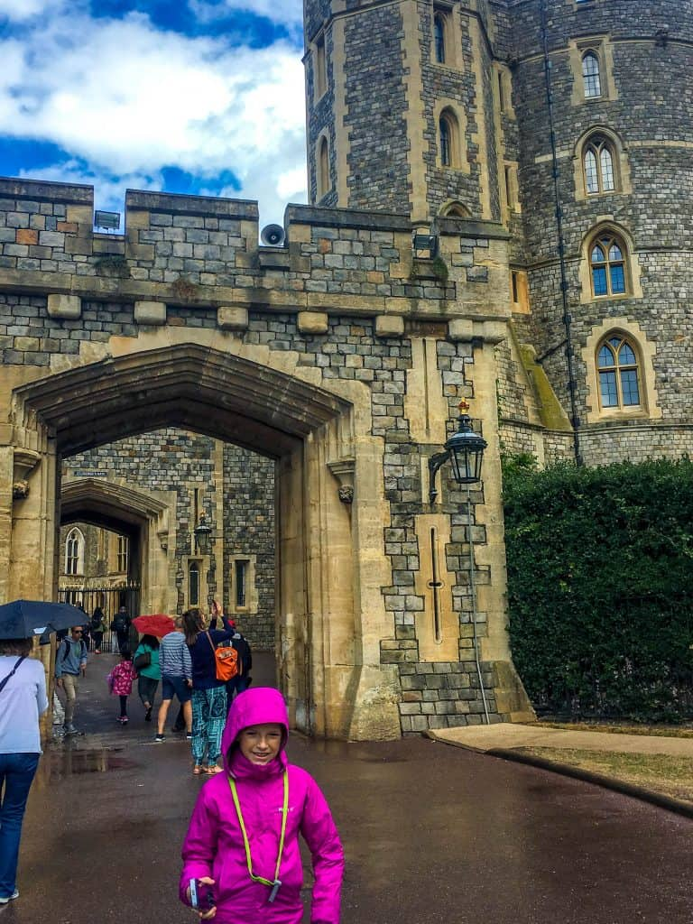 Day Trips from London Windsor Castle