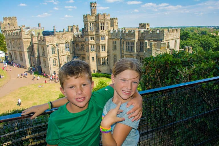 Day Trips from London Warwick Castle