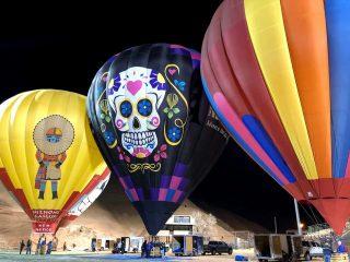 Gallup New Mexico Balloons