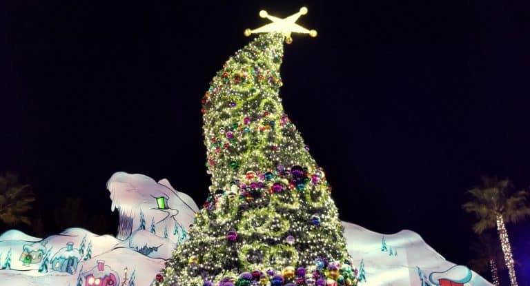 Universal Studios Christmas Grinchmas