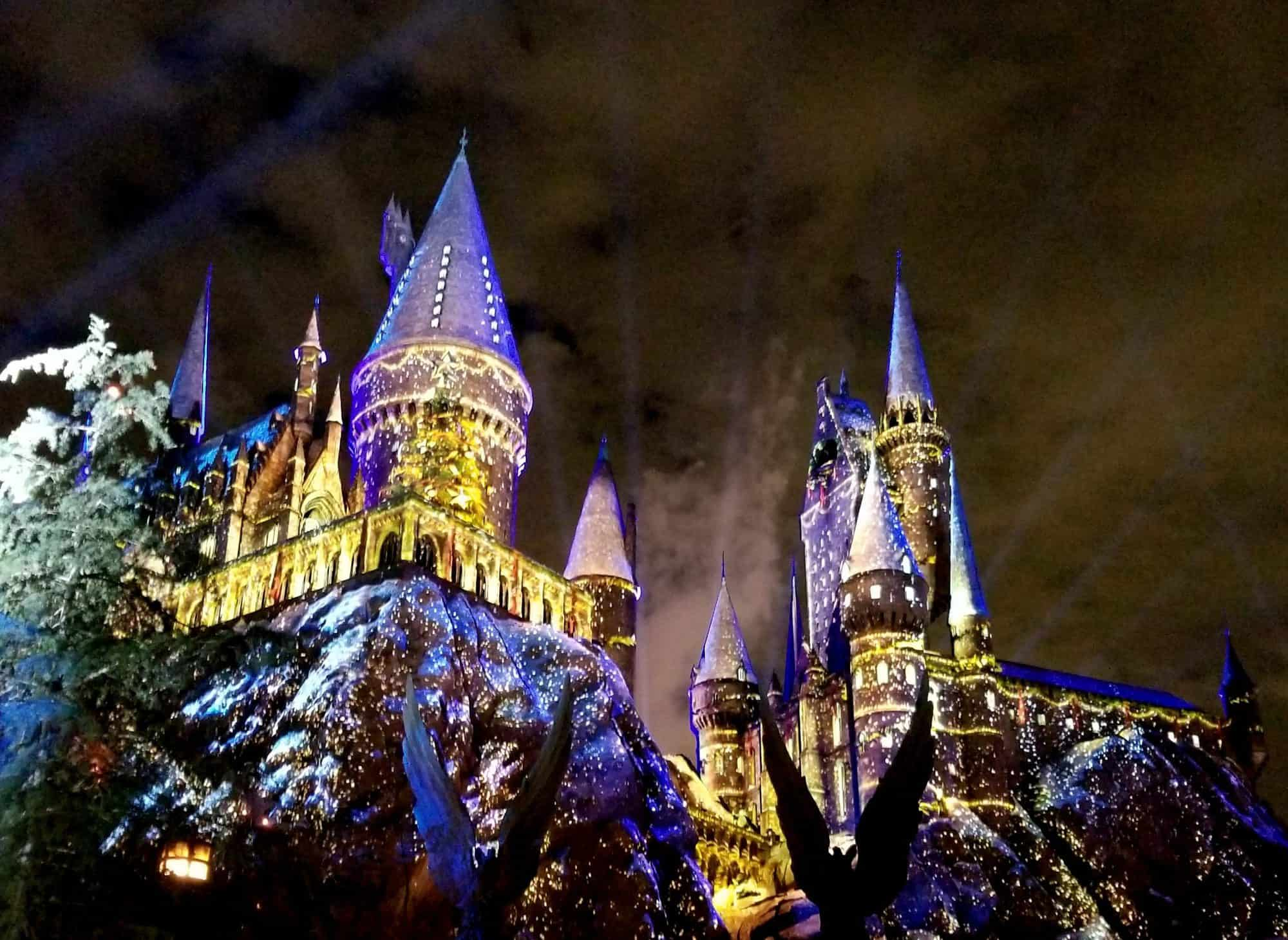 Universal Studios Hollywood Christmas Guide