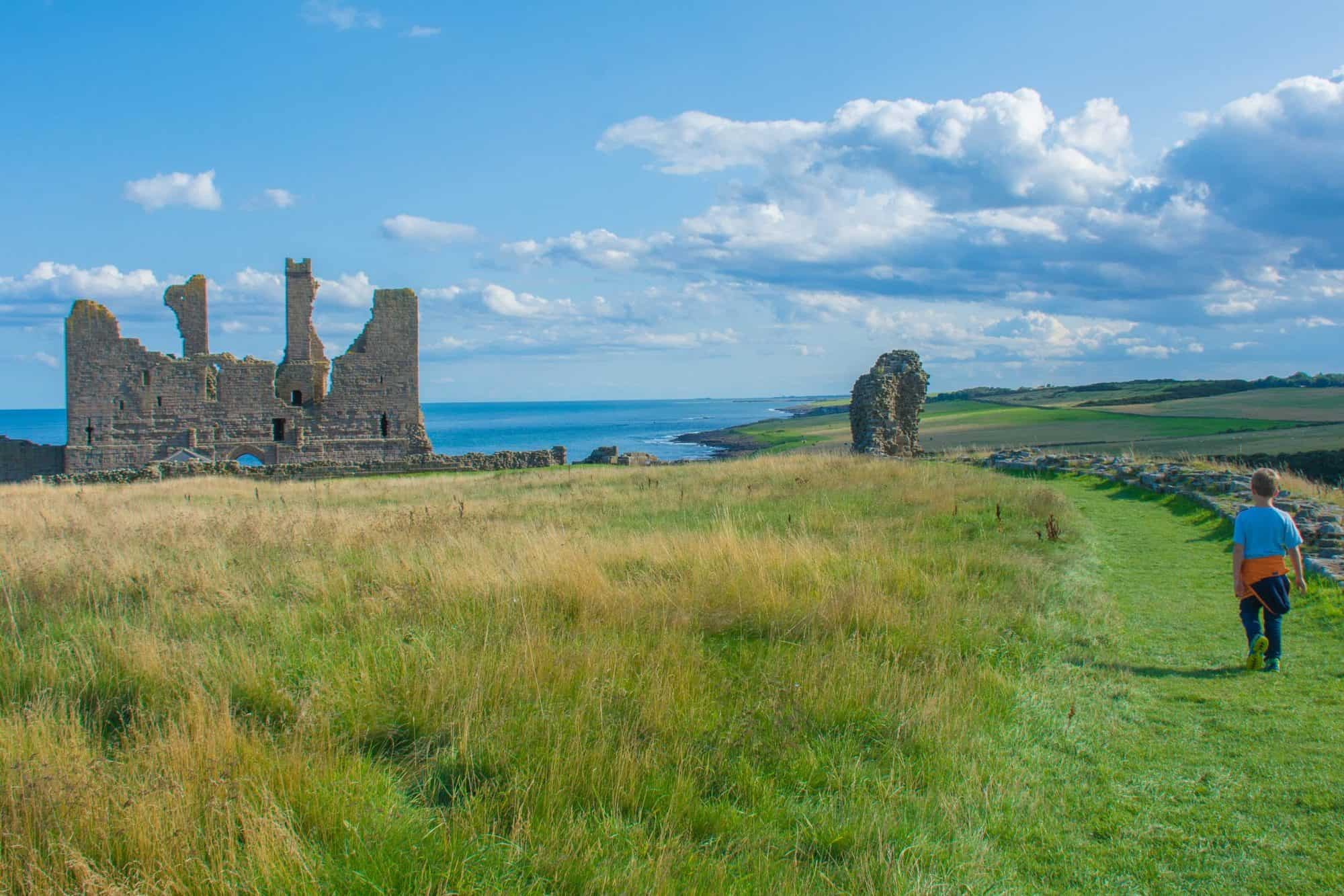UK Road Trip- Lake District and the Northumberland Coast