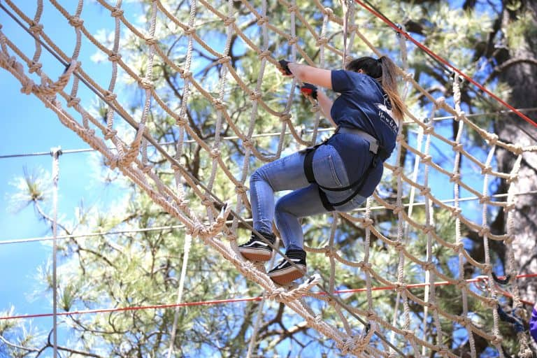 flagstaff-with-kids flagstaff extreme adventure course