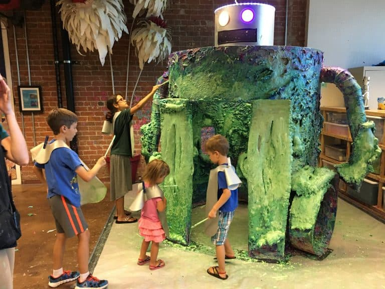 free things to do in phoenix with kids childrens museum