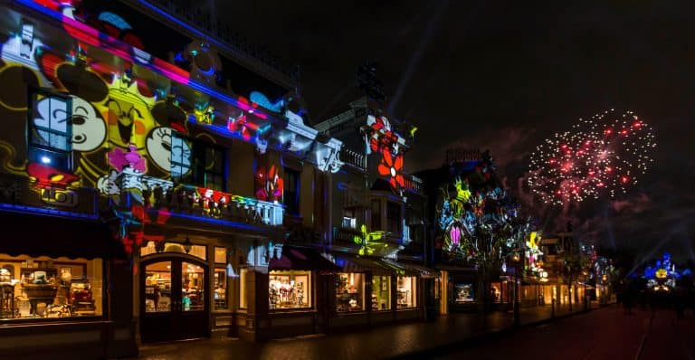 Disneyland Mickeys Mix Magic
