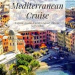 Royal Caribbean Mediterranean Cruise with Kids 1